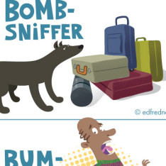 bomb sniffer