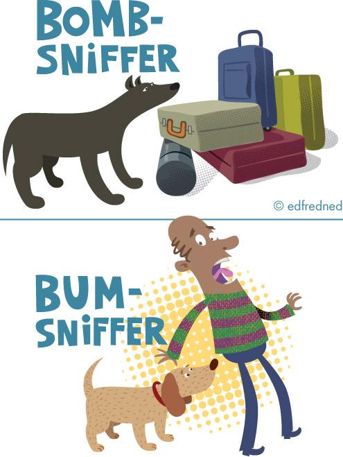 bomb sniffer