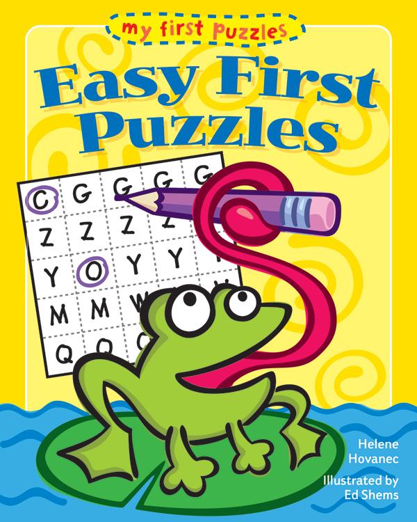 EasyFirstPuzzlesCover