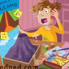 Volcano Project Scholastic