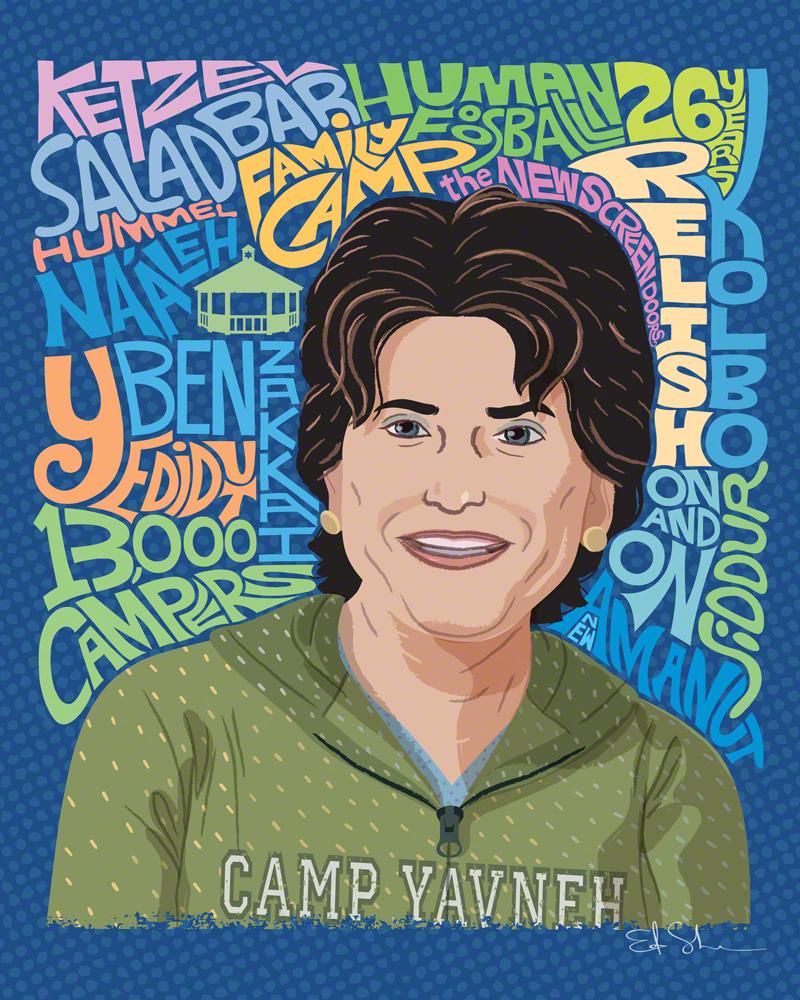 Debbie Sussman portrait