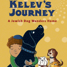Kelev's Journey Book Cover