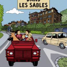Tintin Car Chase