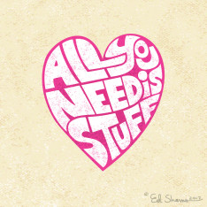 all you need is STUFF