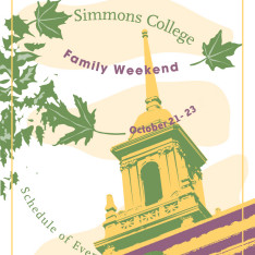 Simmons Family Weekend cover
