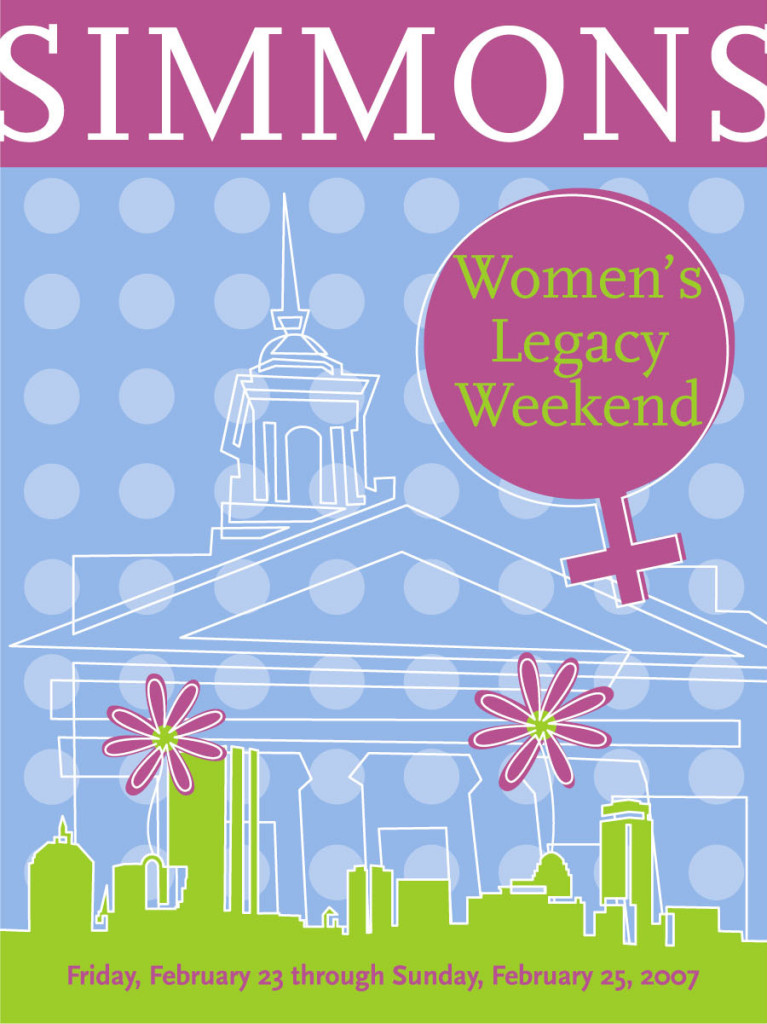 Simmons Women Legacy Weekend