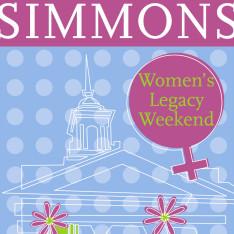 Simmons Women Legacy Weekend