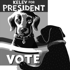 Kelev for President