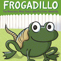 Frogadillo book cover