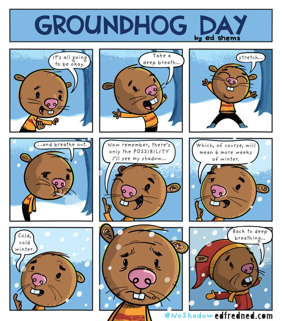 Groundhog Day 2019