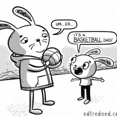 Basketball Rabbit